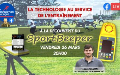 Utilisation et astuces sur l'utilisation du Sportbeeper pro