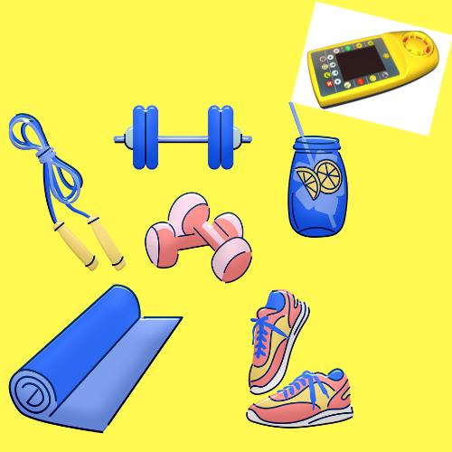 matériel sportif dans milieu scolaire