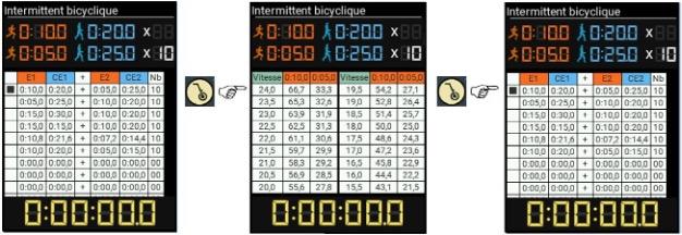 odomètre SportbeeperComment calculer la distance lors de vos exercices intermittents ?